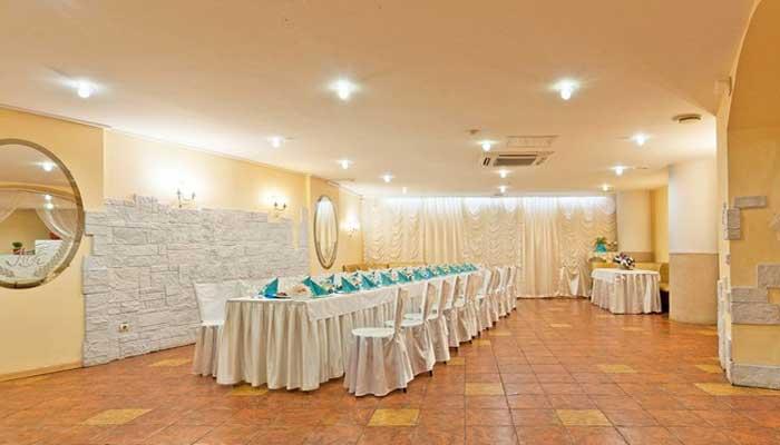 """Кафе для свадьбы, банкетный зал """"Терракот"""""""
