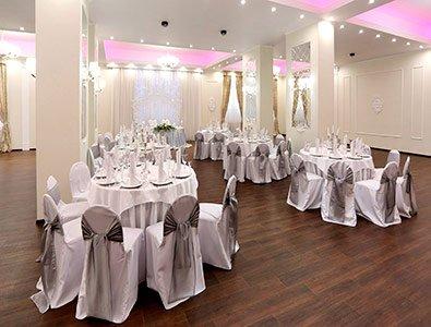 Ресторан для свадьбы, банкетный зал Галерея Франсе