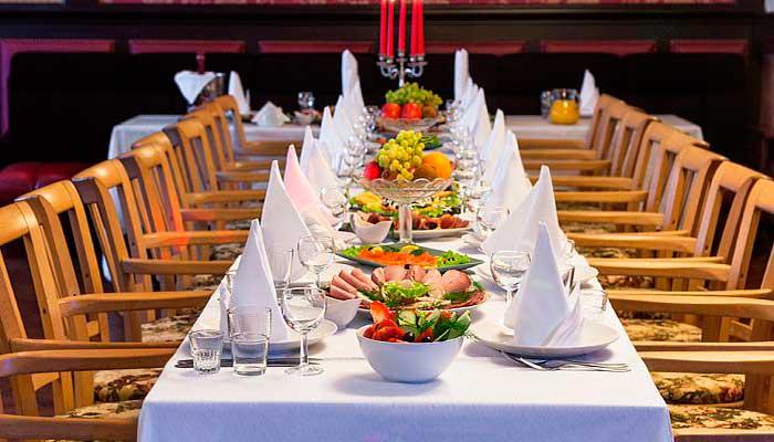 """Ресторан для свадьбы, банкетный зал """"Аукцион"""""""