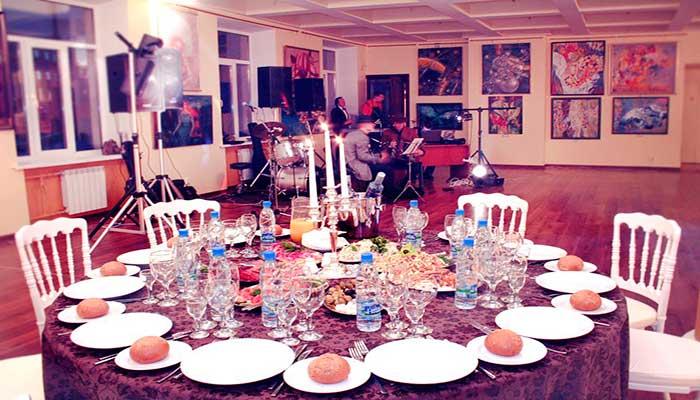 """Ресторан для свадьбы, банкетный зал """"Конгресс Холл Васильевский"""""""