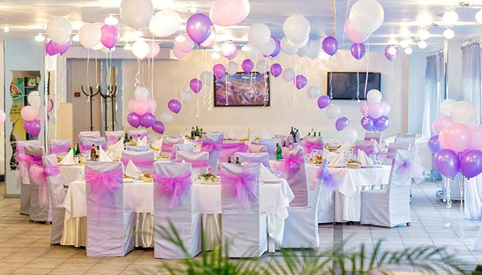 """Ресторан для свадьбы, банкетный зал  """"Наутилус"""""""