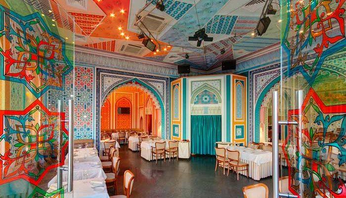 """Ресторан для свадьбы, банкетный зал """"Баку"""""""