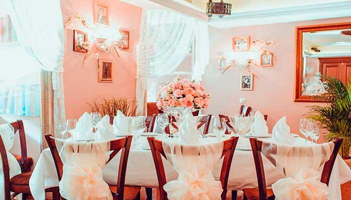 """Ресторан для свадьбы, банкетный зал """"Сытинъ"""""""