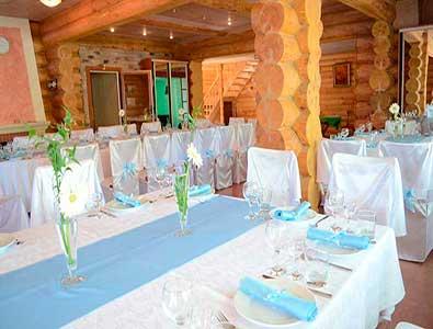 Ресторан Осиновое Гнездо