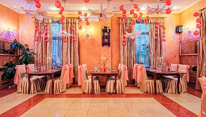 """Ресторан для свадьбы, банкетный зал """"Русское Застолье"""""""