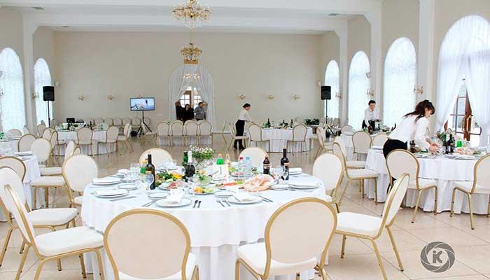 """Ресторан для свадьбы, банкетный зал """"Софийский Павильон"""" в Пушкине"""