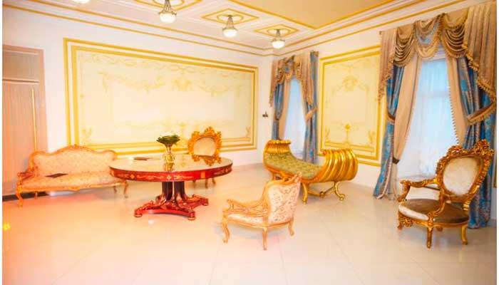 """Ресторан для свадьбы, банкетный зал """"Дворец Сюзора"""""""