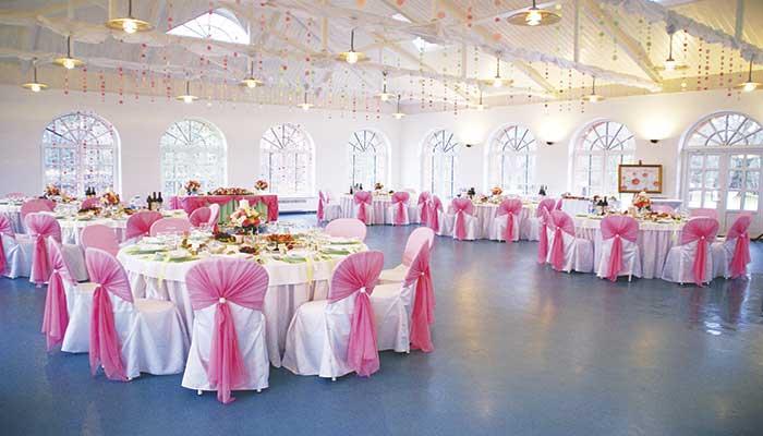 Ресторан для свадьбы, банкетный зал Софийский павильон