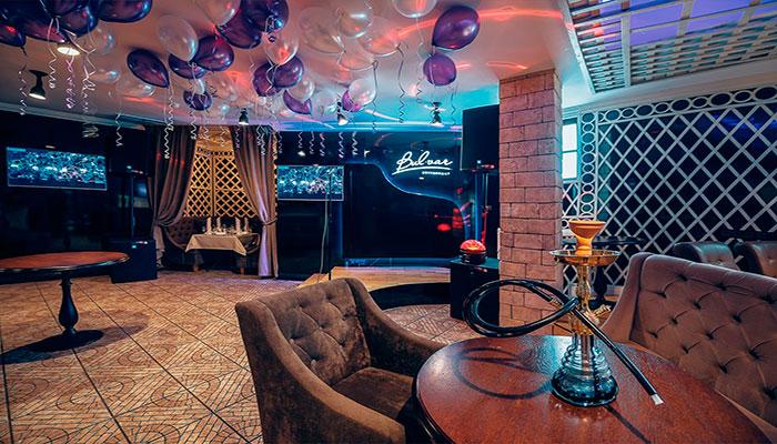 Ресторан для свадьбы, банкетный зал БульВар / Bul-var
