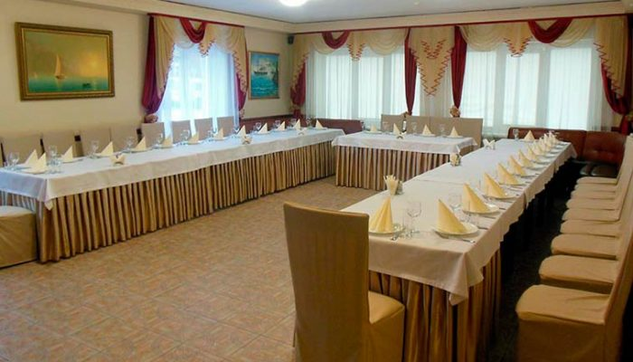 Ресторан для свадьбы, банкетный зал  Свет Маяка в Стрельне