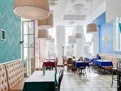 Ресторан Квартира № 162