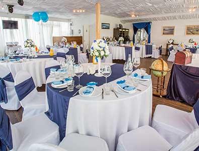 Ресторан Панорамный на Крестовском острове