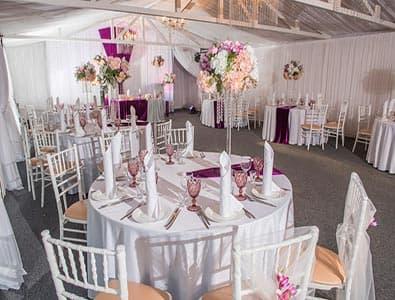 Ресторан для свадьбы на крестовском острове