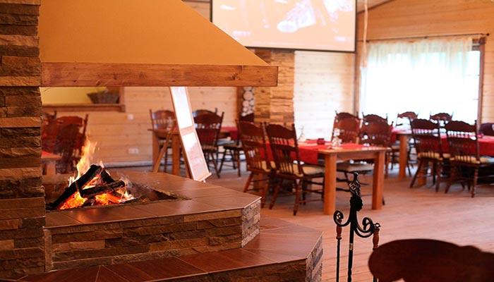 Ресторан для свадьбы, банкетный зал Дача в Васкелово Всеволожск