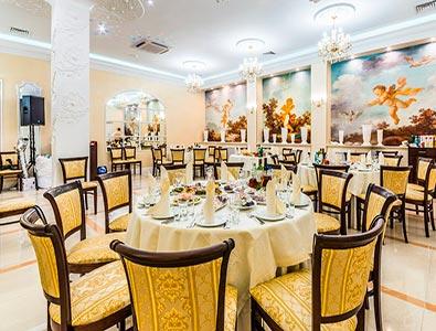Ресторан Банкет Холл Люкс / Lux