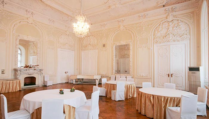 """Ресторан для свадьбы, банкетный зал  """"Николаевский дворец"""""""