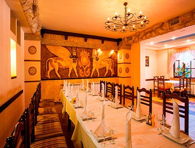 Ресторан Шеду