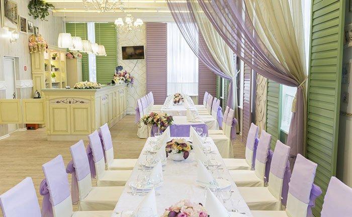 """Ресторан для свадьбы, банкетный зал """"Ля Мур"""""""