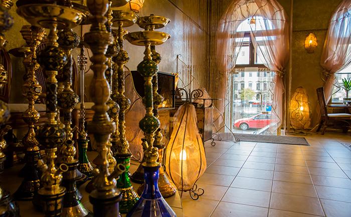 Ресторан для свадьбы, банкетный зал, кафе Рубаи / Rubai