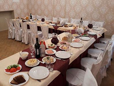 Кафе для поминок Невская Поминальная Трапеза на Седова 23 в Невском районе