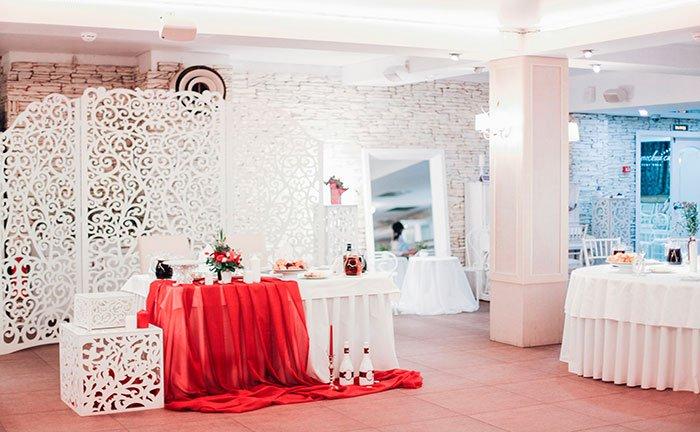 """Ресторан для свадьбы, банкетный зал """"Таврический сад"""""""