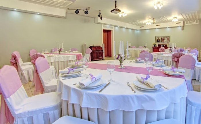 """Ресторан для свадьбы, банкетный зал """"Вера / Vera"""""""
