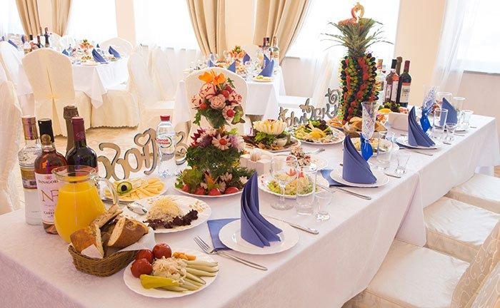"""Ресторан для свадьбы, банкетный зал """"Шампань"""""""