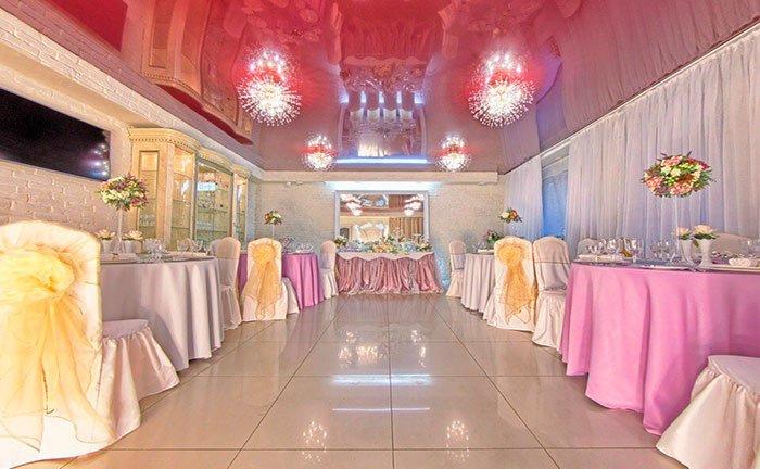 "Ресторан для свадьбы, банкетный зал ""Мон Амур / Mon Amour"""