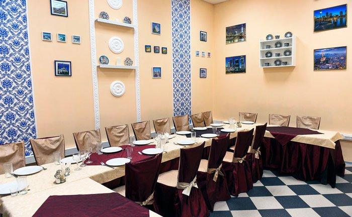 Кафе для поминок Невская Поминальная Трапеза на проспекте Тореза 95 у Северного кладбища