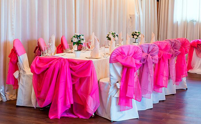 Ресторан для свадьбы, банкетный зал Честер / Chester
