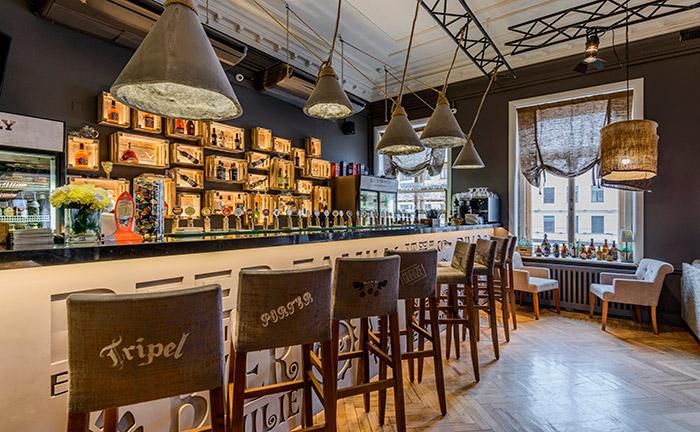 Ресторан для свадьбы, банкетный зал Шато Винтаж на Невском проспекте