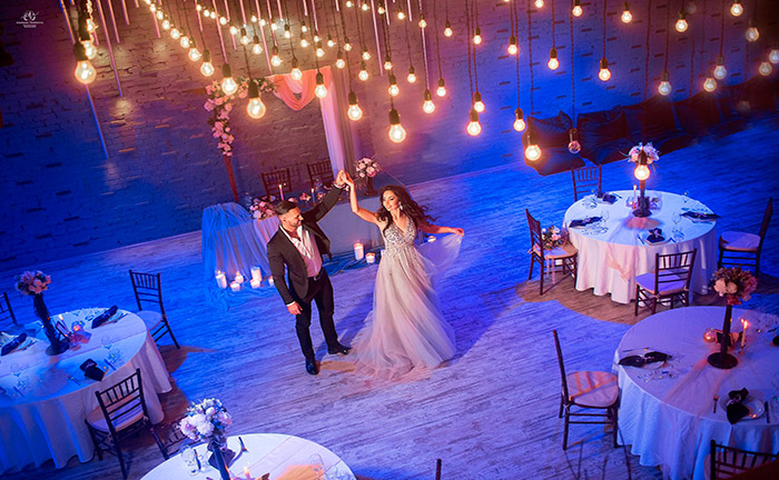 Ресторан для свадьбы, банкетный зал Ивент Лофт / Even Loft