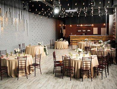 Ресторан Ивент Лофт / Event Loft