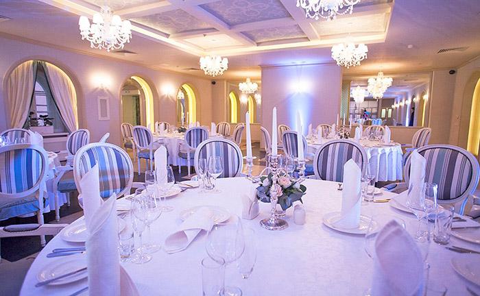 """Ресторан для свадьбы, банкетный зал """"Отель Введенский"""""""