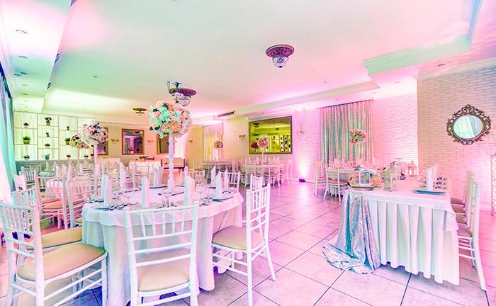 Ресторан для свадьбы, банкетный зал Амулет на Восстания 35