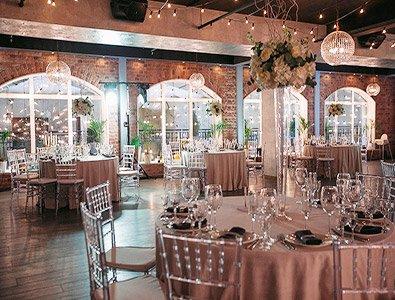 Ресторан Атриум Холл / Atrium Hall на Английской набережной