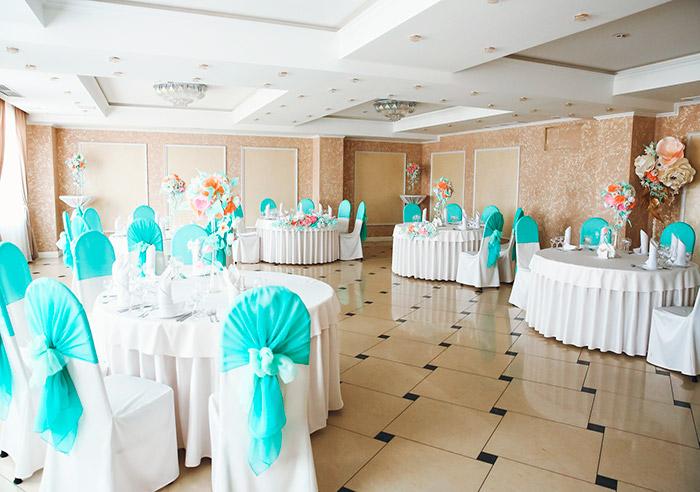 """Ресторан для свадьбы, банкетный зал """"Кастом"""""""