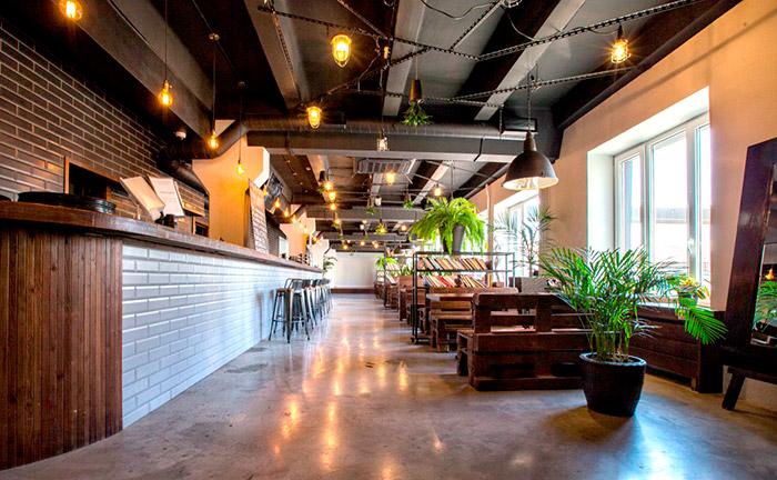 Ресторан Метрополис / Metropolis Kitchen & Bar