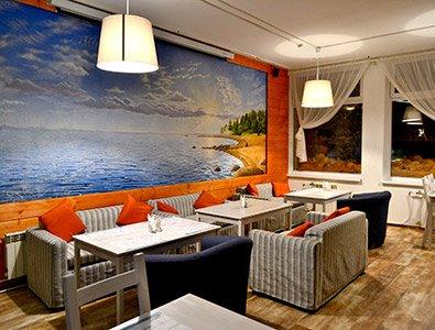 Загородный ресторан Капитан в Солнечном