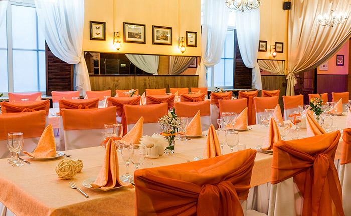 """Ресторан для свадьбы, банкетный зал """"Территория"""""""