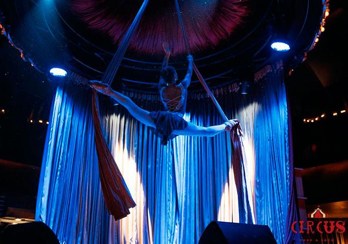 """Ресторан для свадьбы, банкетный зал """"Циркус / Circus"""""""