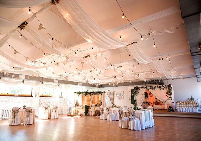 """Ресторан для свадьбы, банкетный зал """"Family Hall / Фемели Холл"""""""