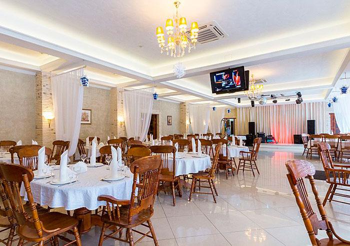 """Ресторан для свадьбы, банкетный зал """"Лесная Сказка"""""""
