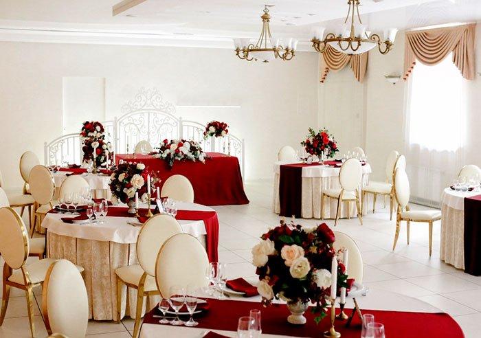 Ресторан для свадьбы, банкетный зал Нева Холл / Neva Hall
