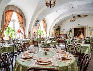Ресторан Русская Рюмочная