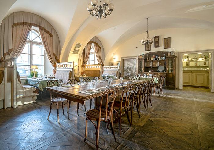 """Ресторан для свадьбы, банкетный зал """"Русская Рюмочная"""""""