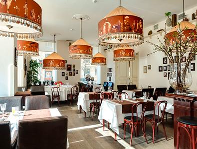 Ресторан Шаляпин на Тверской