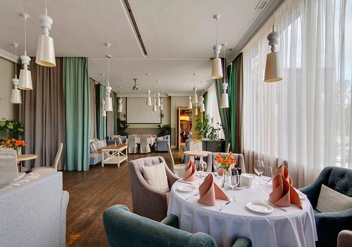 """Ресторан для свадьбы, банкетный зал """"Шаляпин в Репино"""""""