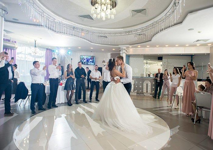"""Ресторан для свадьбы, банкетный зал """"Сильвер / Silver"""""""