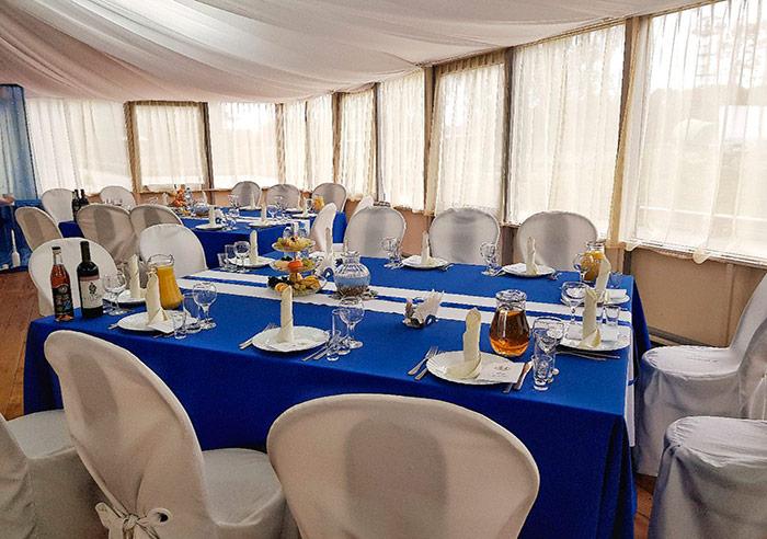 Ресторан для свадьбы, банкетный зал Особняк в Парке Сосновка